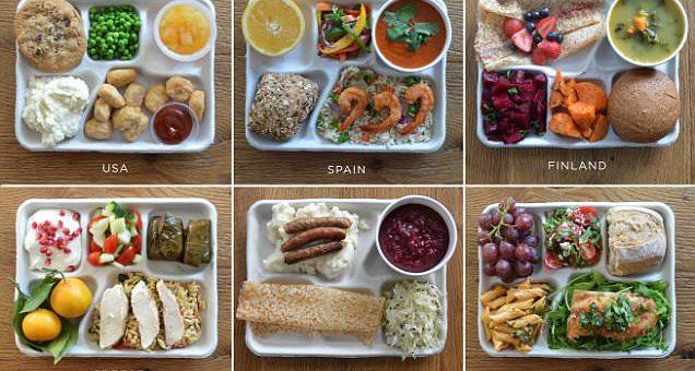 Školní obědy, Radek a Petra a také sociální rozdíly