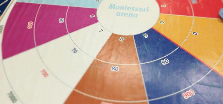 Na návštěvě v Montessori 2: výuka