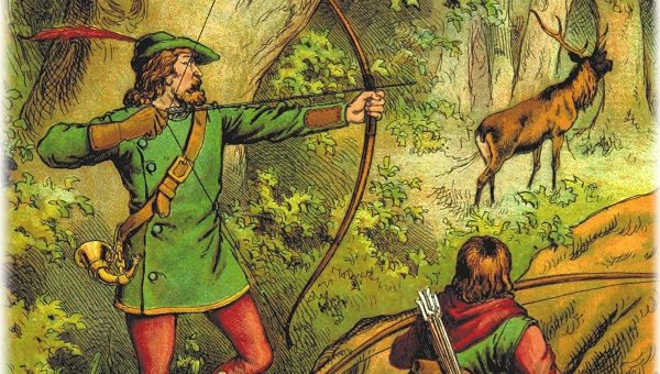 Slovenská mozaika, dílek třetí: Robin Hood