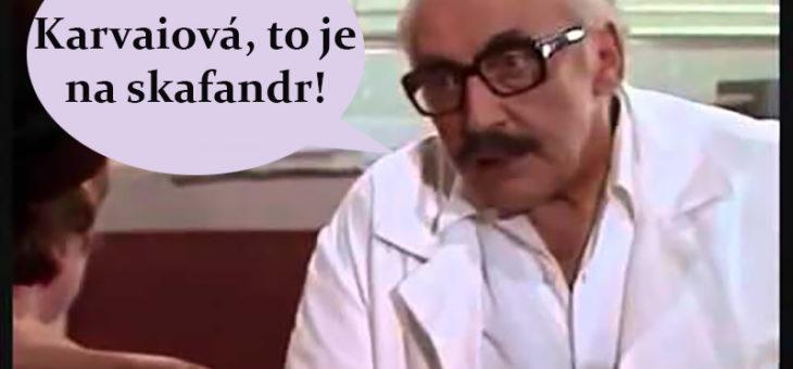 """""""Odborníci"""" ve spolku Pedagogická komora, díl 3.: JANA KARVAIOVÁ"""